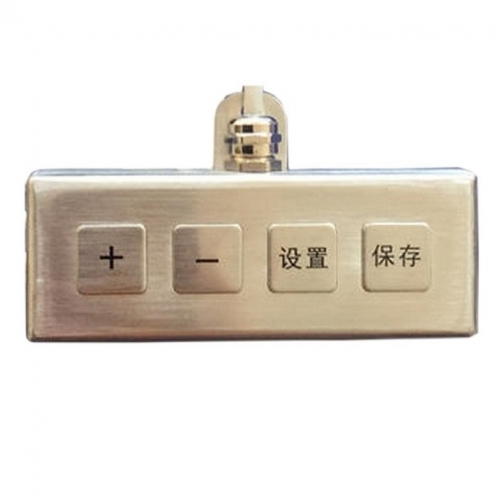 IP66 waterproof stainless steel hand operating keypad