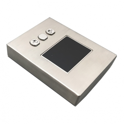 IP66 waterproof stainless steel desktop touchpad